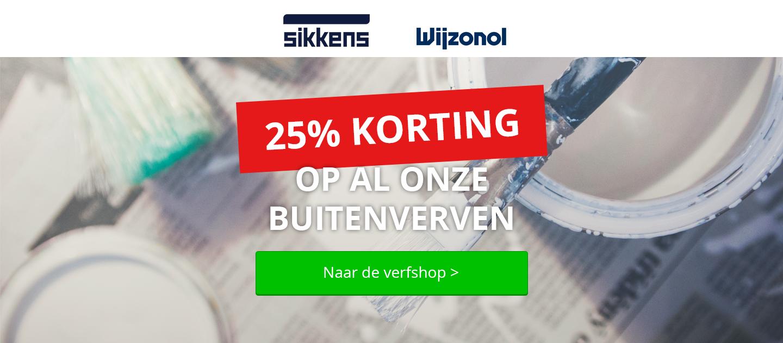 Buitenverf Hoogeveen